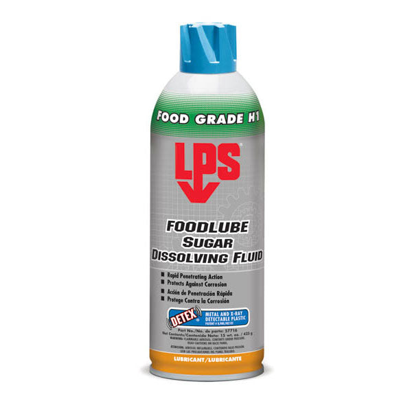 LPS Foodlube Sugar Dissolving Fluid - 16oz. | 57716