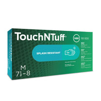 Ansell - TouchNTuff Powdered Nitrile Gloves | 92-500