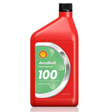 Aeroshell - 100 (SAE 50) Straight Mineral Piston Engine Break-In Oil