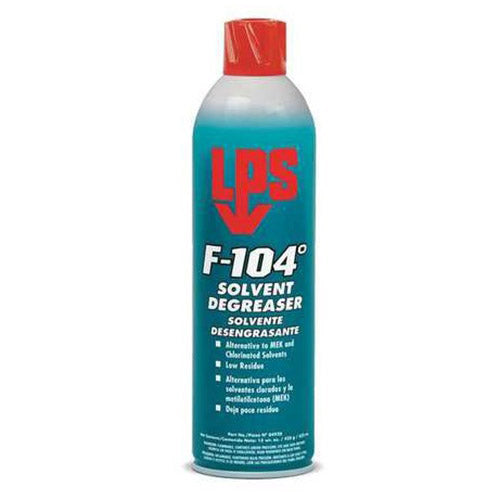 LPS F-104? Solvent/Degreaser 15oz | 04920
