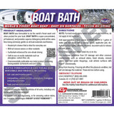 Boat Bath pH Neutral Wash Soap and Shine Shampoo