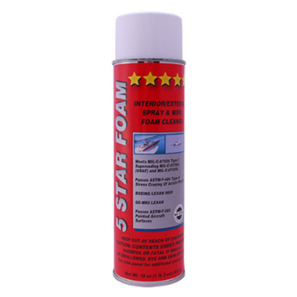 5 Star Foam - Multipurpose Cleaner, 18oz | 56974