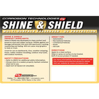 Shine & Shield - Vinyl and Rubber Protectant
