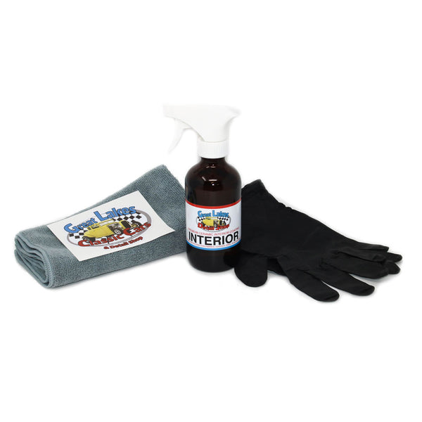 Great Lakes Detail Shop - Interior Multi-Surface Hydrophobic Coating