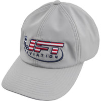 LIFT Aviation - Patriot Strapback - Silver