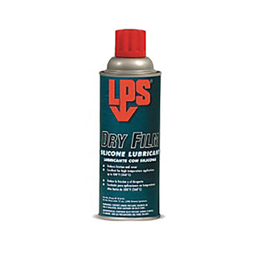 LPS Dry Film Silicone Lubricant 12oz | 01616