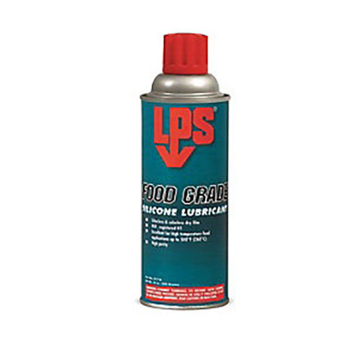 LPS Food Grade Silicone Lubricant 10oz | 01716