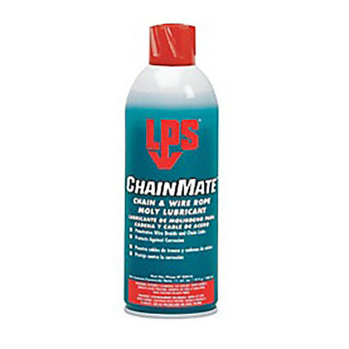 LPS ChainMate Chain and Wire Rope Lubricant 11oz | 02416