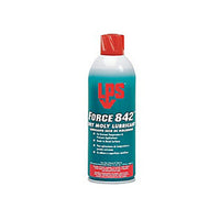 LPS Force 842? Dry Moly Lubricant 11oz | 02516 | Mil-L-46147A T2