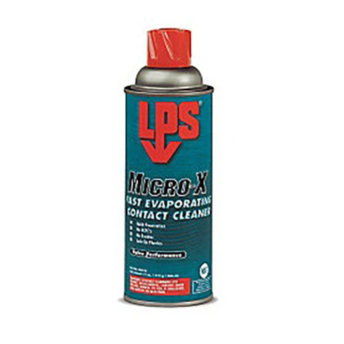 LPS Micro-X Electro Contact Cleaner 11oz | 04516