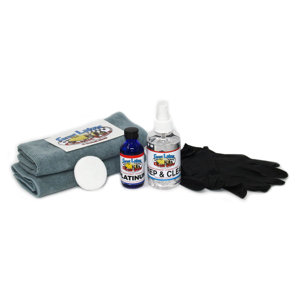 Great Lakes Detail Shop - High Gloss Platinum 9H Ceramic Nano Coating Kit