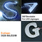 DC 12V SMD2835 60LED per Meter Extremely Bendable Flexible LED Strips for Bends and Curves Signage 6mm Width
