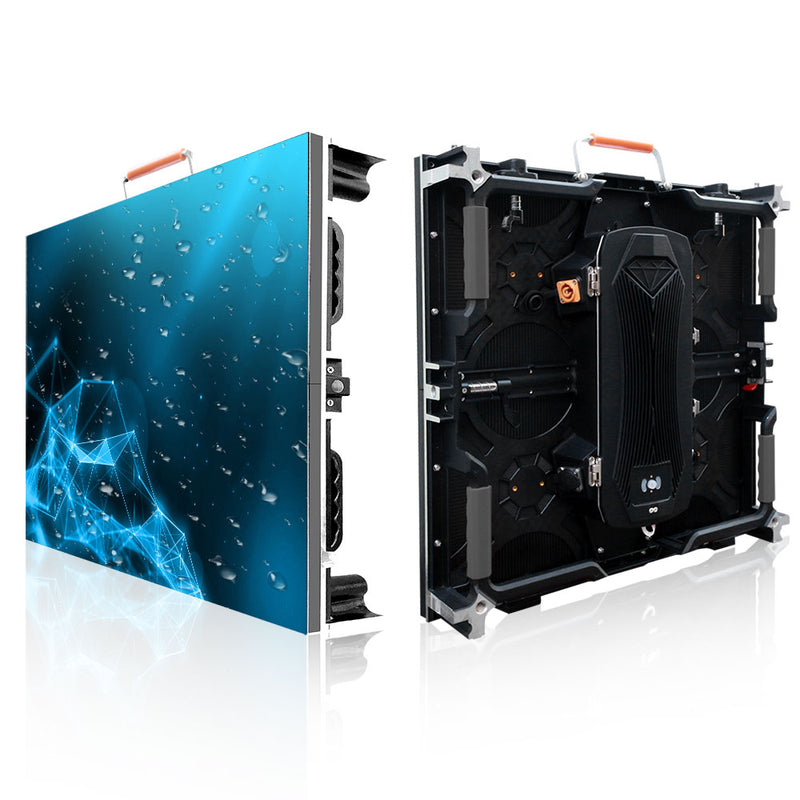 Tour-GOB Series Indoor Rental LED Display 1.95/2.6/2.9/3.9 mm Pixel Pitch in 500x500mm Aluminum Cabinet with Glue Covered Protective Surface LED Screen