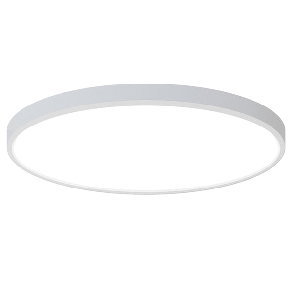 (FREE PRODUCT QTY.: 5) Ultrathin LED Ceiling Light 5000K 12Inch 24W Flush Mount LED Ceiling Lamp