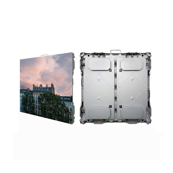 oF-A Series Outdoor Fixed LED Display Screen 5000nits Brightness in Pixel Pitch 4 | 5 | 6 | 6.7 | 8 | 10 mm in 960x960mm Die-Casting Aluminum Cabinet Waterproof IP65 Rated