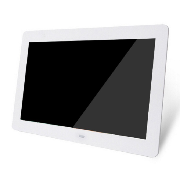 Free Shipping 10 Inch Digital Photo Frame Andriod WiFi LCD Digital Signage Player with 16:9 High-Resolution HD Touch Screen Optional