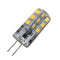 10 Pack G4 LED Light Bulb Bi-Pin Silicon Encapsulation 12V 2.5 W 150-180Lumen 24x2835 LEDs Dimmable 25W Equivalent
