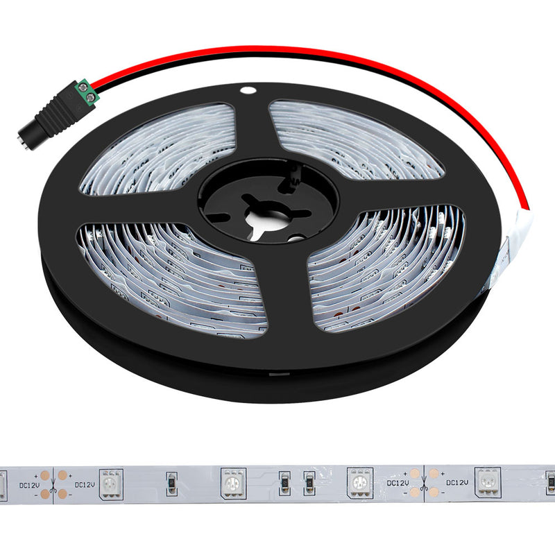 365nm 370nm SMD5050-150 12V 3A 36W UV LED Strip Light Ideal for UV Curing, Currency Validation