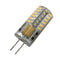 10 Pack G4 LED Light Bulb Bi-Pin Silicon Encapsulation 12V 2W 140-160Lumen 48x3014 LEDs Dimmable 20W Equivalent