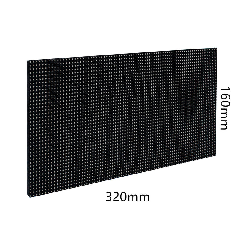 New Generation M-WF5L P5 (5mm) Outdoor Waterproof LED Module, 5mm Pixel Pitch Full RGB LED Panel Screen in 320* 160 mm with 2048 dots, 1/16 Scan, 4500 Nits For Outdoor Display