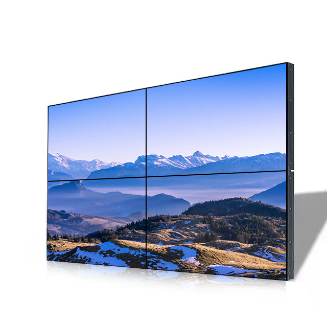 55'' LCD Video Wall,LG Panel,500nit Monitor,HD 2K (1920x1080)/ UHD 4K (3840x2160) Resolution TV Display
