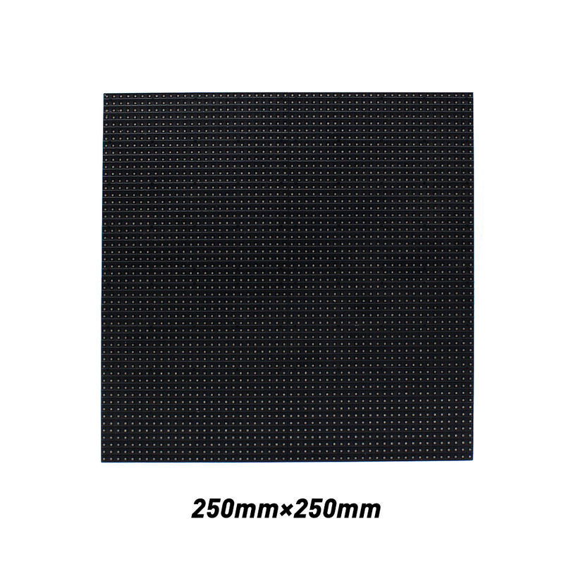 M-ID4.81 P4.81 Rental Sereis LED Module,Full RGB 4.81mm Pixel Pitch LED Display Tile in 250*250mm with 2704 dots, 1/13 Scan, 800 Nitsfor indoor Display