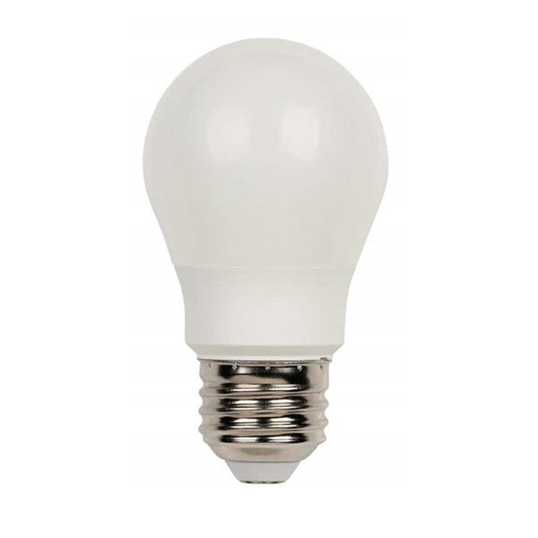 6 Pack 5Watt 450LM G50 LED Bulb Light E27 Screw Base 100-240V AC Non-dimmable 50mm White Light LED Globe