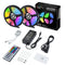 RGB LED Strip Lights, 32.8FT/10M SMD5050 300leds Waterproof RGB Color Changing LED Strip Light Kit
