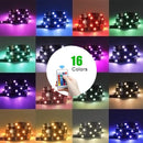 (FREE PRODUCT QTY.: 10) 1M/3.3Ft 5V Remote Control RGB LED Strip Lights for Backlight of TV 32-50in