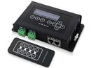 BC-100 DMX512 Controller for DMX512 LED Lights and RGB RGBW & RGBWW & Addressable RGB LED Light Strips