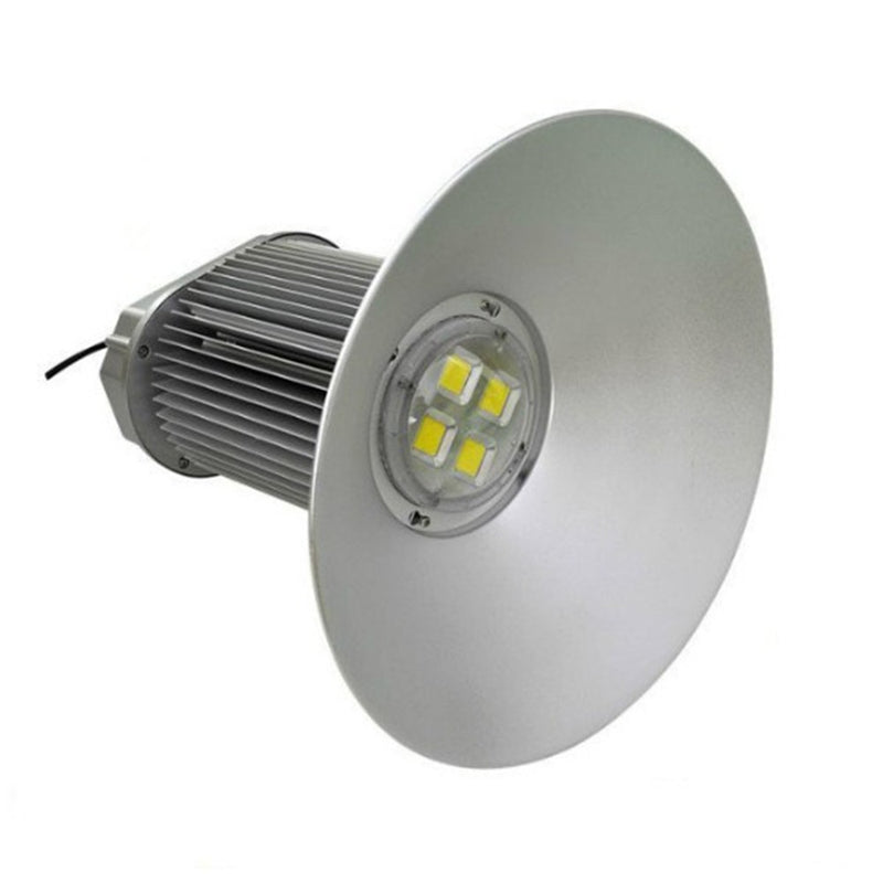 120W High Power COB IP65 Waterproof LED High Bay Light with Aluminum Reflector