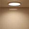 3W/5W/7W/9W Anti-glare, Antifog Dimmable LED Downlight CRI80 Deep Concave Ceiling Light-DFX Series