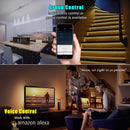 CROW WiFi RF Controller for RGB/RGBW LED Lights via Tuya, Compatible w/ Amazon Echo and Google Home