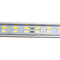 5 / 10 Pack SMD5630 Double Row Rigid LED Strip lighting 144LEDs per Meter with U Aluminum Shell