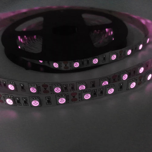 DC12V SMD5050-300-IR InfraRed (850nm/940nm) Tri-Chip Flexible LED Strips 60LEDs 14.4W Per Meter