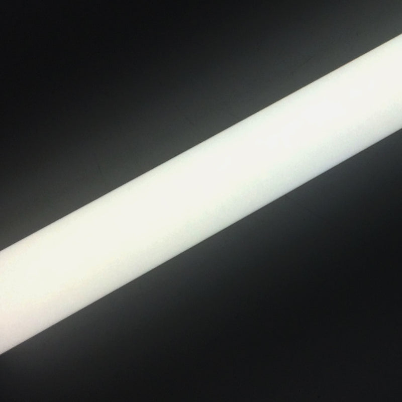 FREE SHIPPING 4FT(120cm) LED T8 Tube 18W 1800LM 100-277VAC, Ballast By-Pass, UL CUL All-Plastic LED Tube