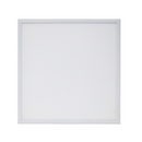 2'x2' (595x595mm) 40W LED Panel Light  in 0.39'' (10mm) Thick  White Trim Flat Sheet Panel Lighting Board Super Bright Ultra Thin Glare-Free