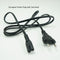 Power Plug Cable 1.2Meter (3.9ft) Long
