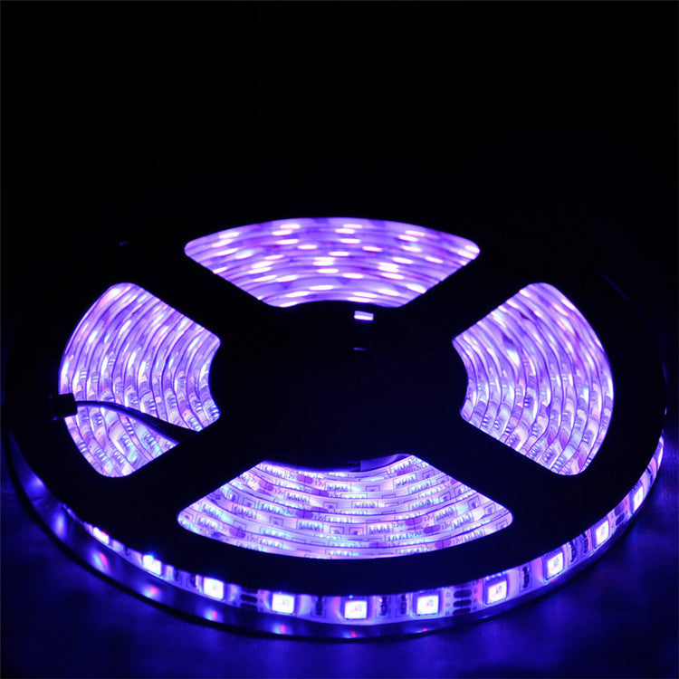 RGB LED Strip Lights 16.4FT/5M SMD5050 300led Waterproof RGB Color Changing LED Strip Light Kit