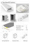 Silicon Neon Light Tube - LED Strip Light Housing