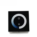 12V-24V DC TM06 Wall Panel Touchable Color Ring LED Dimmer Controller for Single Color LED Strips