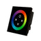 12V-24V DC TM08 Wall Panel Touchable Color Ring LED Controller for RGB Color Changing LED Strips