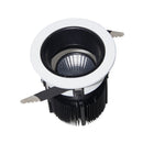 Black Inner Reflector Stunning Interior Decorative Recessed Roof Mounting Downlights