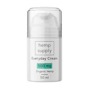 Hemp Supply Everyday Cream