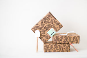 Patterned Subscription Box from Dough