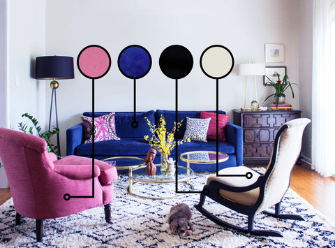 pick colors for interior painting customized