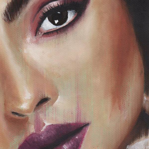 Ariana-contemporary-modern-large-female-portrait-oil-painting-portraits-wallart-on-canvas-home-decor-RKHercules