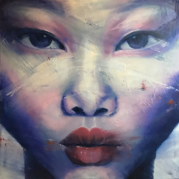 Yoon-contemporary-modern-large-female-portrait-oil-painting-portraits-wallart-on-canvas-home-decor-RKHercules
