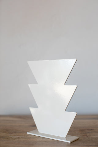 SINTRA - Off White | Metal Sculpture