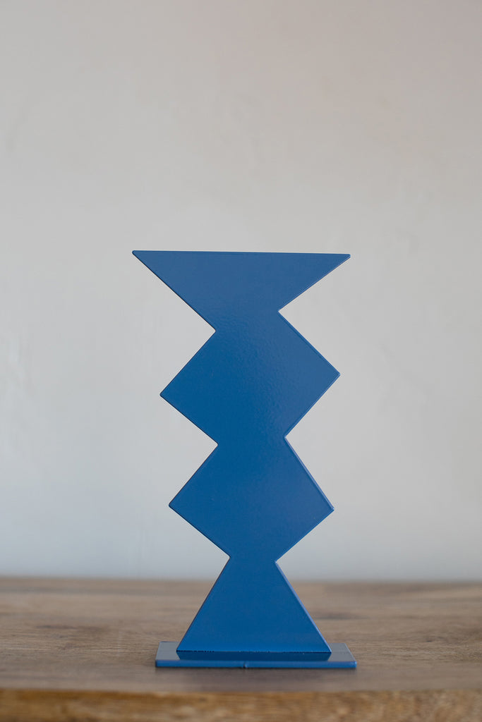 TORRE - Slate | Metal Sculpture | Upton
